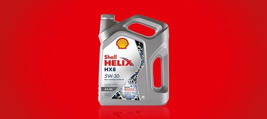 Shell Helix HX8 A5/B5
