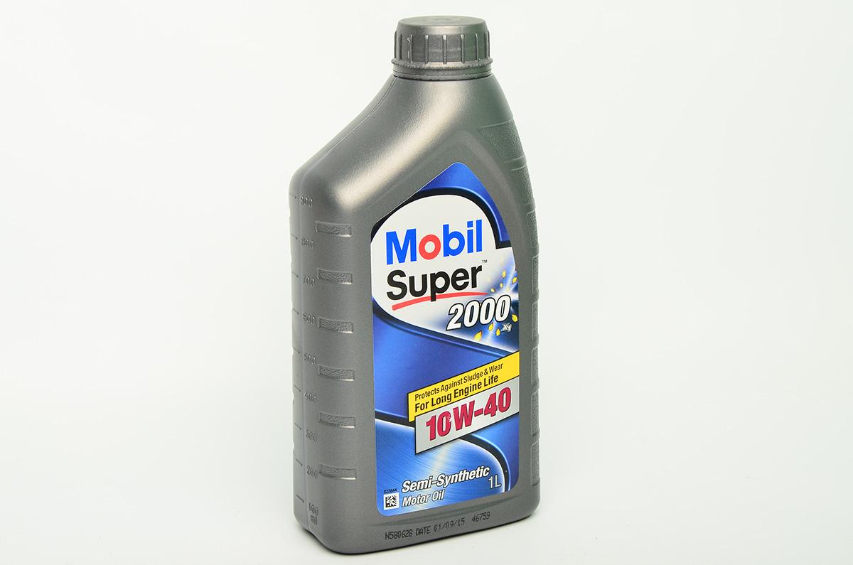 Mobil Super 2000 X1