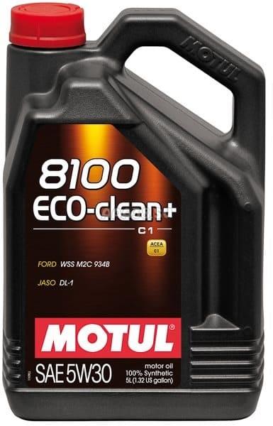 Motul 8100 Eco Clean Plus