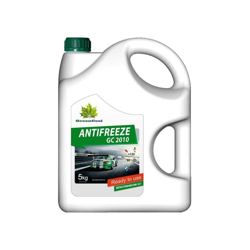 Антифриз зеленый GC2010 5 кг