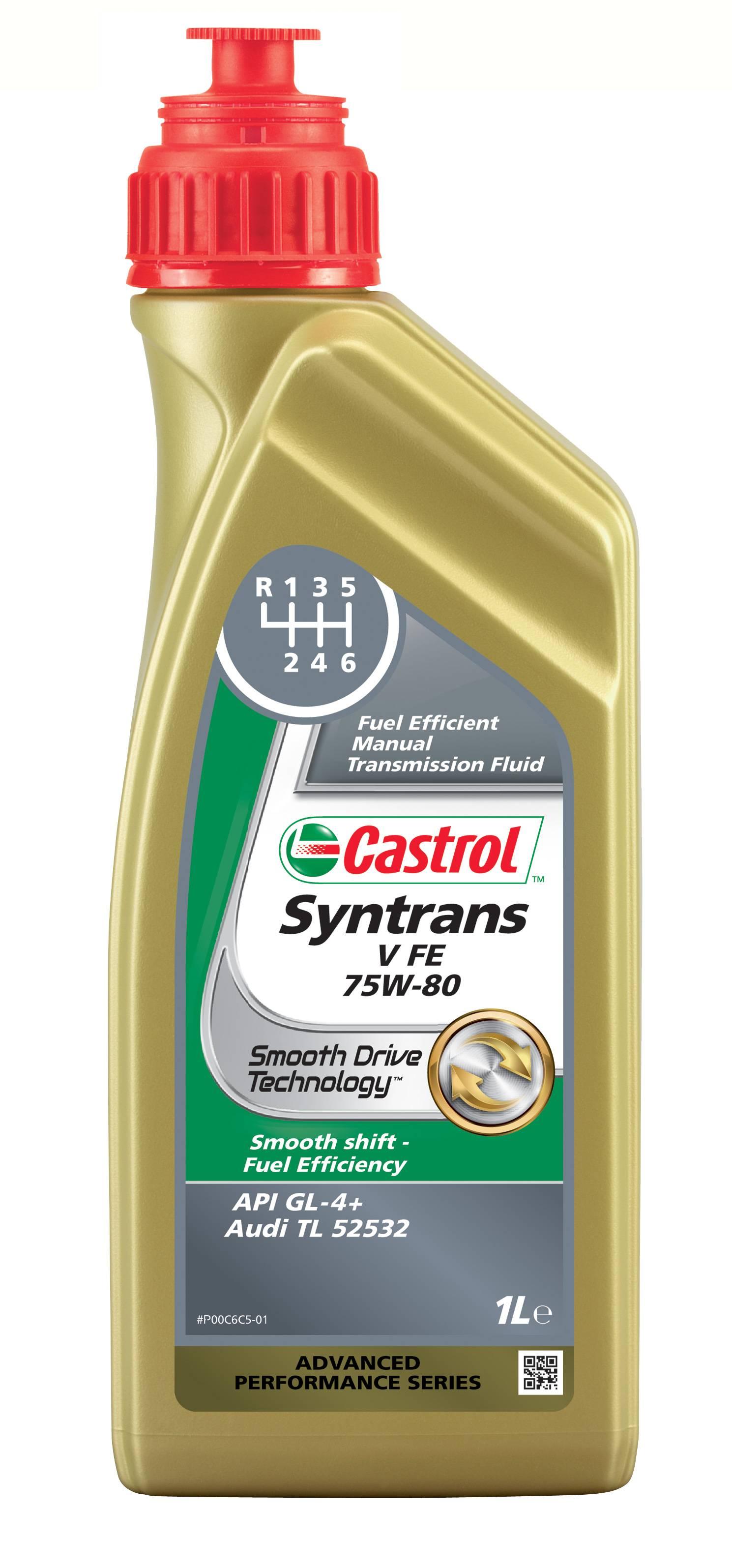 Syntrans V FE Castrol 156C41