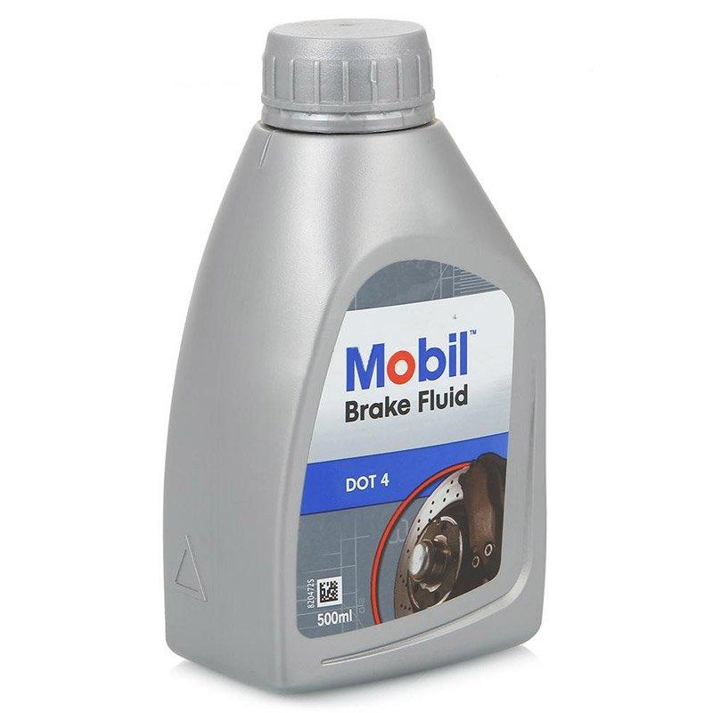 Mobil Brake Fluid DOT4, DOT3