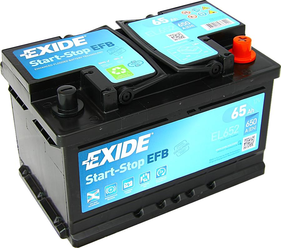 EXIDE EL652