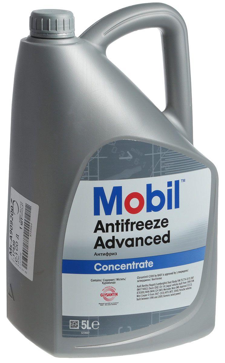 Mobil Antifreeze Advanced (Красный)