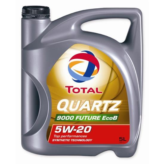 Quartz 9000 Future EcoB Total 195027