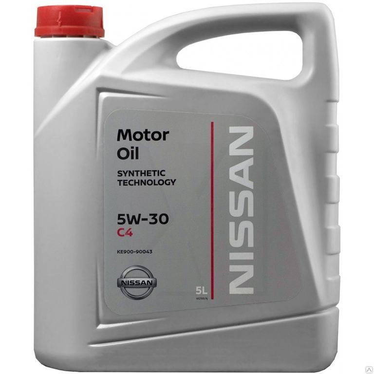 Nissan Motor Oil DPF